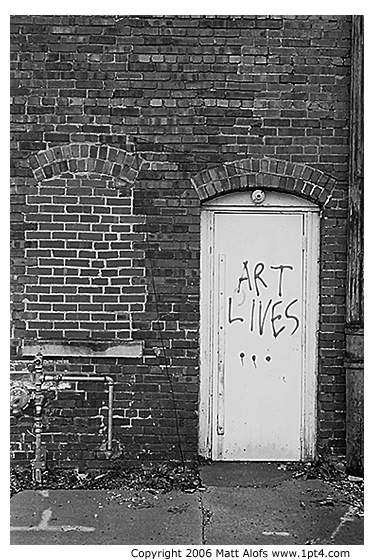 Art Lives, Hexar RF, ZM Biogon 35, Delta 400