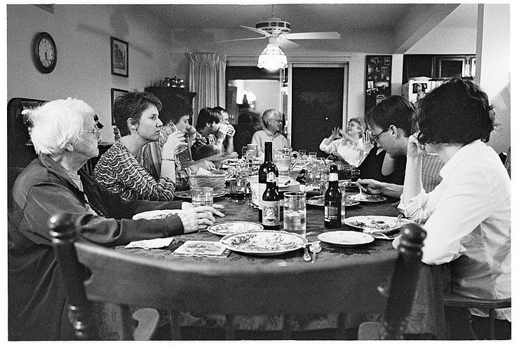 Dinner with the Fam 2, Hexar RF, ZM Biogon 35