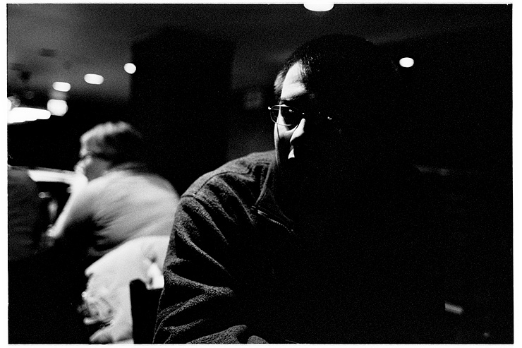 Restaurant Light 2, Hexar RF, ZM Biogon 35, TriX/Diafine