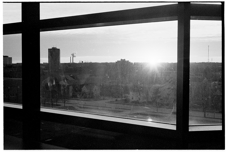 Out the Window, Hexar RF, 50 Hex, Delta 400