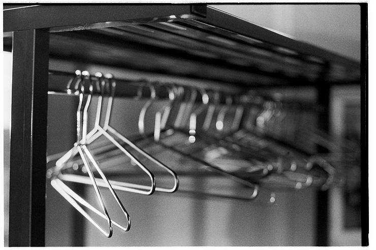 Hangers, Hexar RF, 50 Hex, Delta 400
