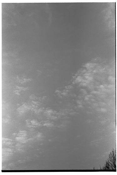 Sky, Hexar RF, 50 Hex, TriX, Xtol