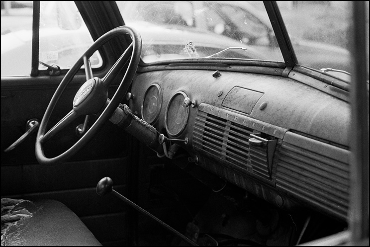 Chevy, Hexar RF 50 Hex, HP5 @ 200, Tmax Dev